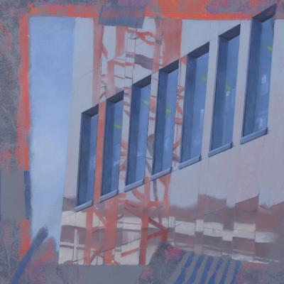 Reflets urbains, Vevey Grutopia