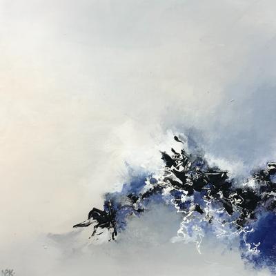 Dérive bleue II