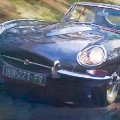Speed Jaguar