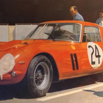 Mythic Ferrari