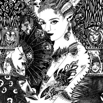 La femme aux tatouages