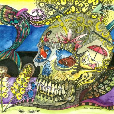 Crâne de pirate