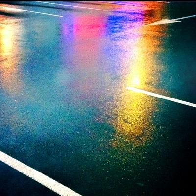 Light reflections